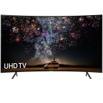 TV Samsung 49 Inch Smart 4K HDR LED  UE49RU7300KXXU EU plug with UK Adapter