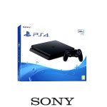 Sony PS4 500GB Console EU plug with UK Adapter